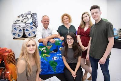 Bridgnorth Endowed School artists