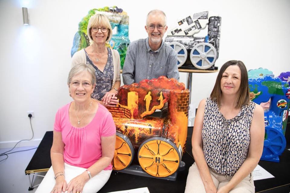 Bridgnorth & District Arts Society