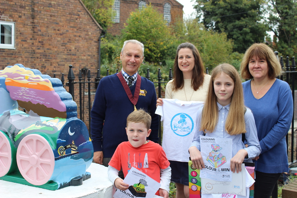 Talented Youngsters Scoop Mayor's Prize for Art Trail